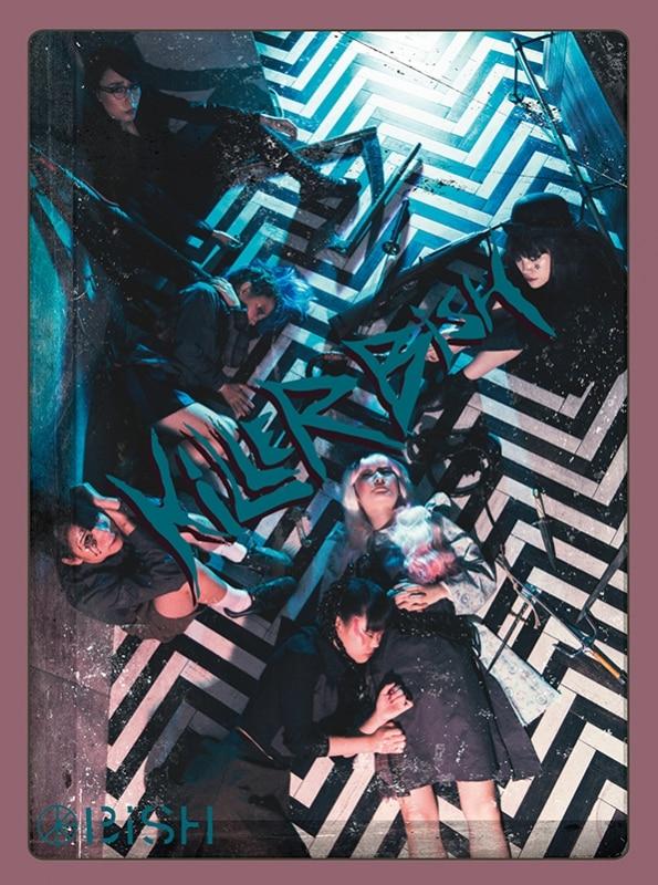 タイトル:KiLLER BiSH -LIVE初回盤- 発売日:2016年10月05日