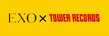EXO×TOWER RECORDS