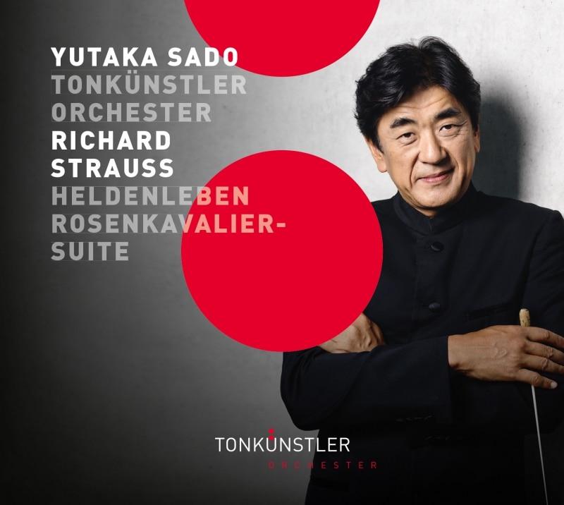 R.シュトラウス:《英雄の生涯》/《ばらの騎士》組曲 / 佐渡裕 指揮 トーンキュンストラ―管弦楽団