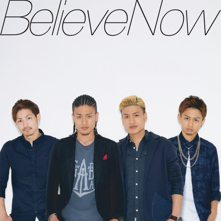 配信限定Single「Believe Now」