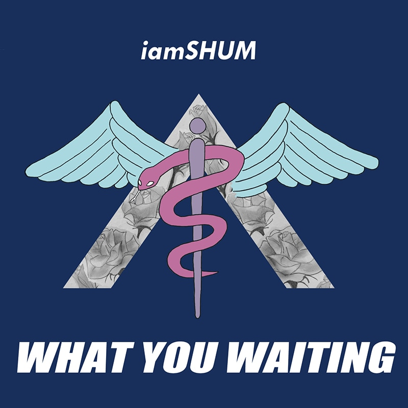 WHAT YOU WAITING / iamSHUM