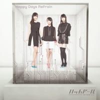 Happy Days Refrain のCDジャケットを公開しましたっ</h3>
