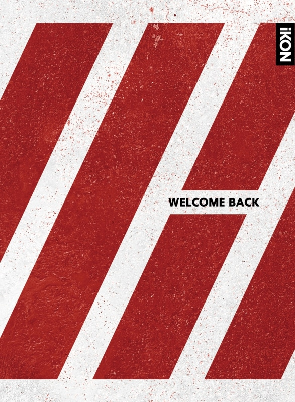 JAPAN DEBUT ALBUM 『WELCOME BACK』