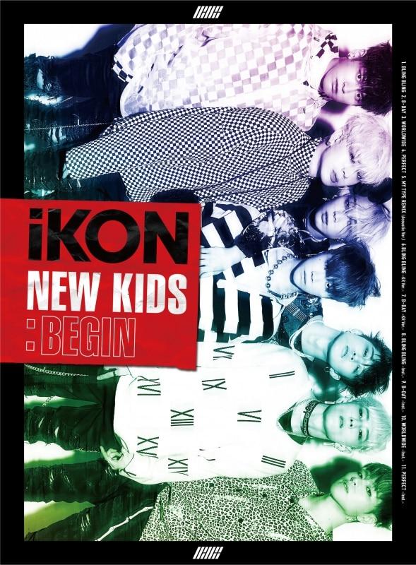 NEW KIDS : BEGIN