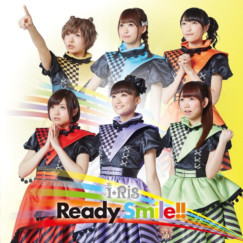 「Ready Smile!!」TYPE-A(CD+DVD)