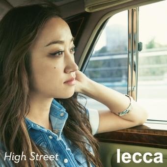 ニューアルバム「High Street」2/22よりiTunesにて先行配信決定!&本日よりプレオーダー(予約)スタート!