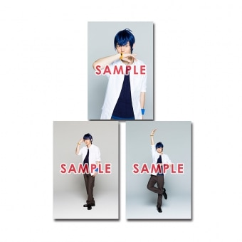 おそ松さん on STAGE ~SIX MEN'S SHOW TIME~ ブロマイド カラ松[F6](和田 雅成)