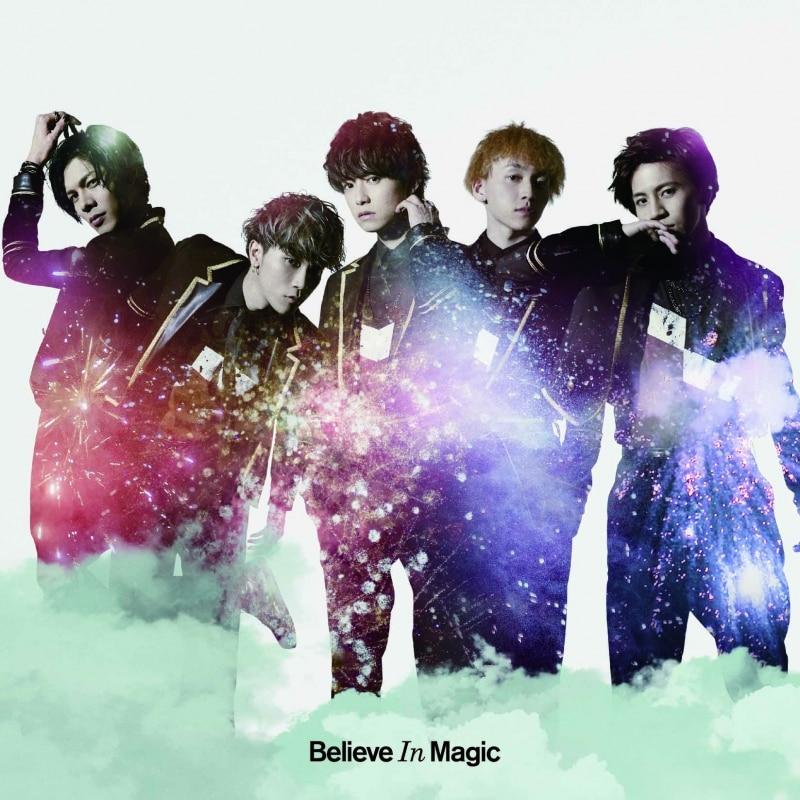 4th SINGLE「Believe In Magic」