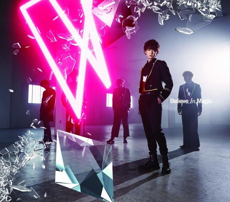 4th SINGLE「Believe In Magic」 <mu-moショップ・イベント会場限定盤・岸本勇太ver.>