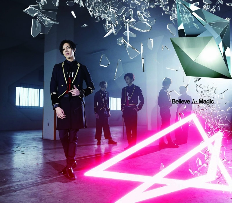 4th SINGLE「Believe In Magic」 <mu-moショップ・イベント会場限定盤・井出卓也ver.>