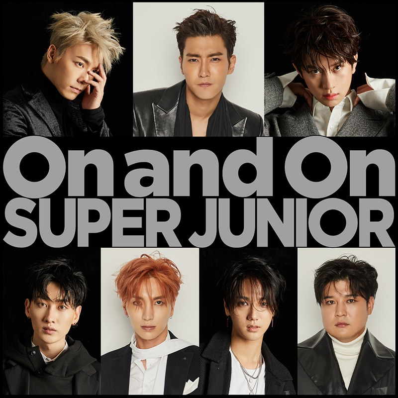 SUPER JUNIOR 「On and On」