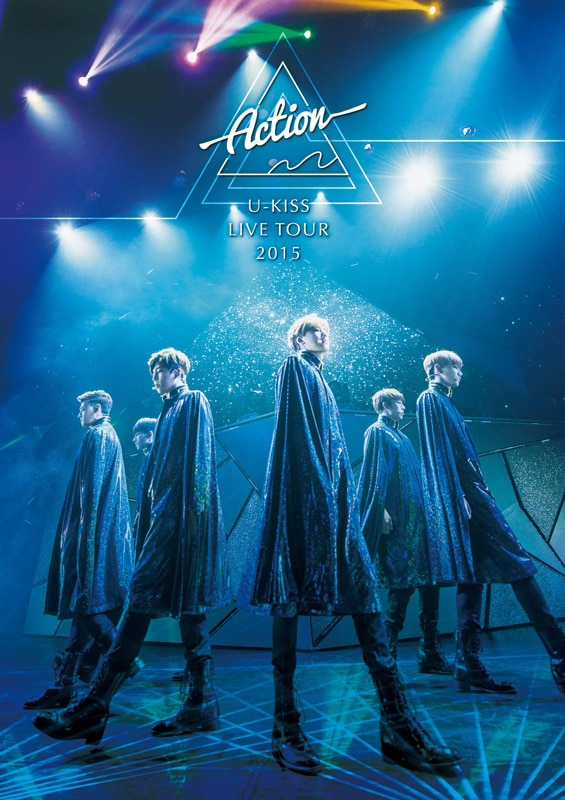 U-KISS JAPAN LIVE TOUR 2015~Action~