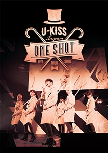 "U-KISS JAPAN ""One Shot""LIVE TOUR 2016"
