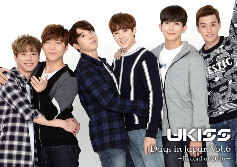 U-KISS Days in Japan vol.6