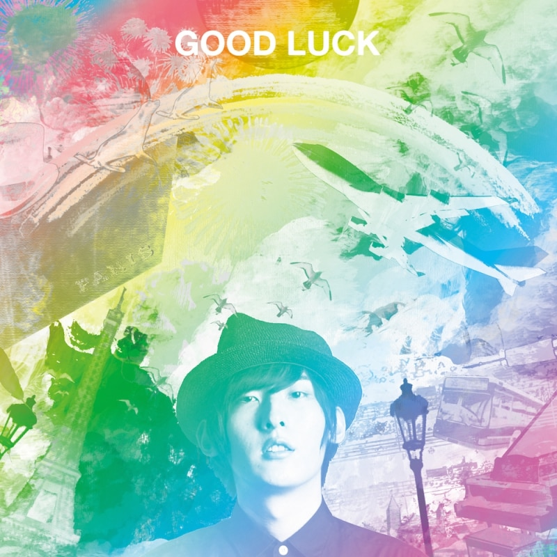 2nd Mini Album「GOOD LUCK」