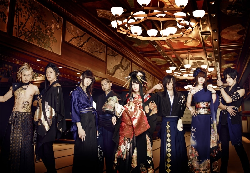 Announcing WagakkiBand's this summer live dates all at once!!