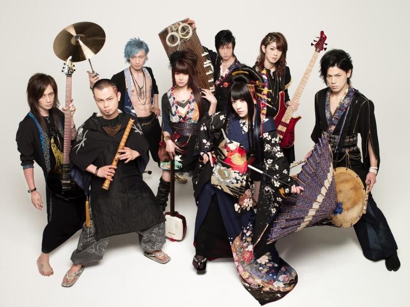 "【Ticket Information】 Details of ""Wagakki Band 2017 Tokyo Metropolitan Gymnasium 2 Days One-man Live"" Released!!"