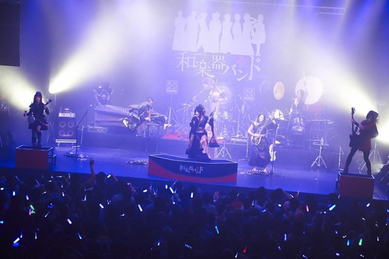 和楽器バンド 台湾追加公演決定!!