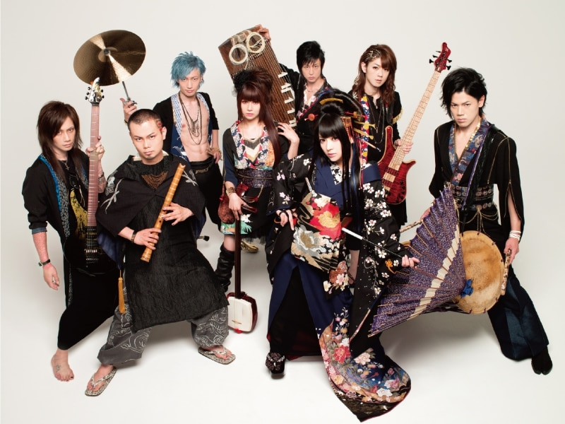 和楽器バンド 2016年夏フェス CD・DVD・Blu-rayご購入特典決定!