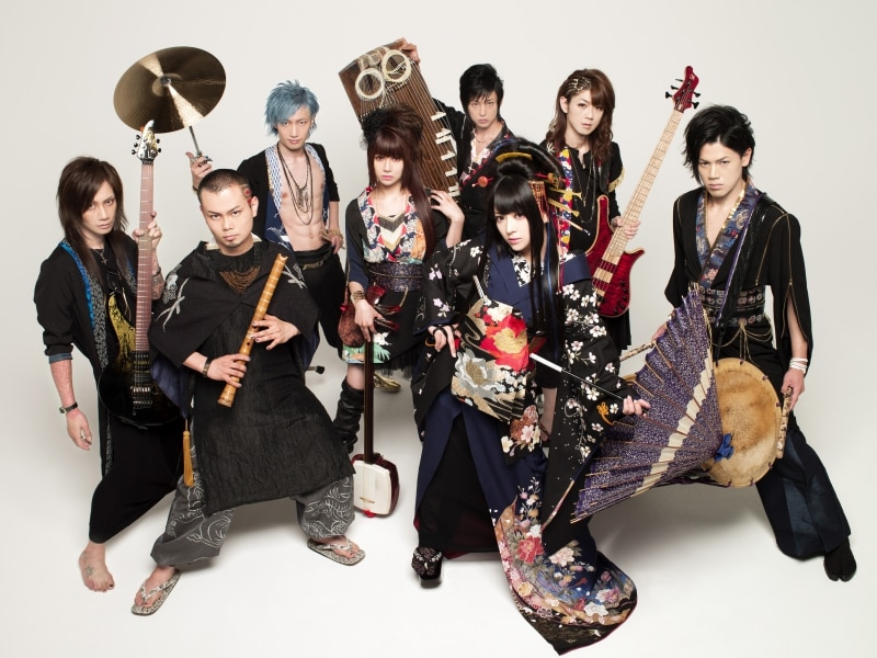 【8/19 情報更新】VAMPS主宰 HALLOWEEN PARTY 2016に和楽器バンド出演決定!
