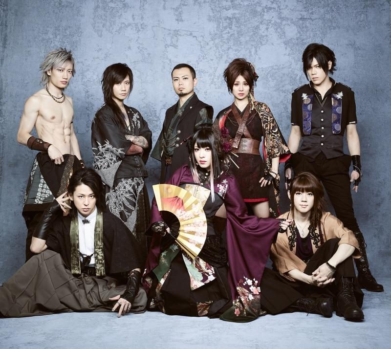 【リリース情報】待望のNEW ALBUM「四季彩-shikisai-」が3月22日に発売決定!! ジャケット写真を公開!!