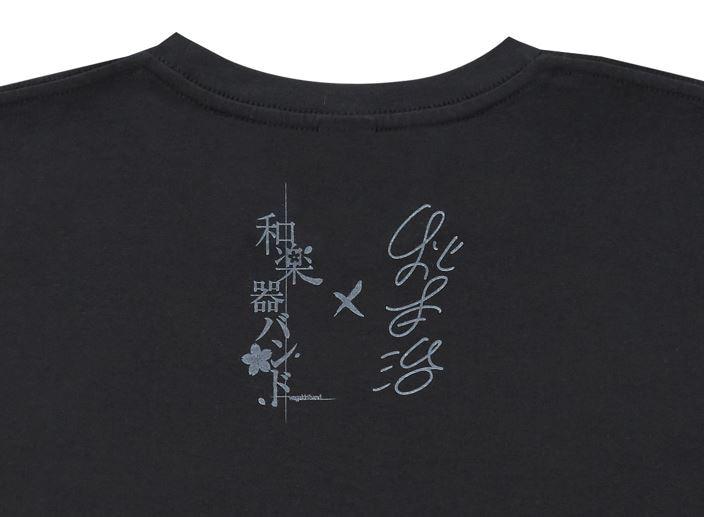【トピックス】「秋本治×和楽器バンド」コラボレーションTシャツがECサイトにて販売スタート!!