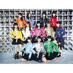 東京女子流 TGS Discography in August (2nd Album「Limited addiction」より)/ HARDBOILED NIGHT 第2夜 「The Big Sleep 大いなる眠り」