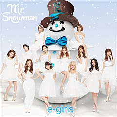 e-girls 「Mr.Snowman」