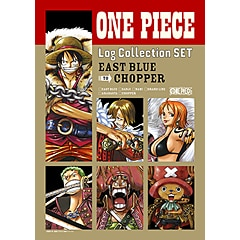 「ONE PIECE Log Collection SET EAST BLUE to CHOPPER」