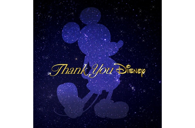 『Thank You Disney』