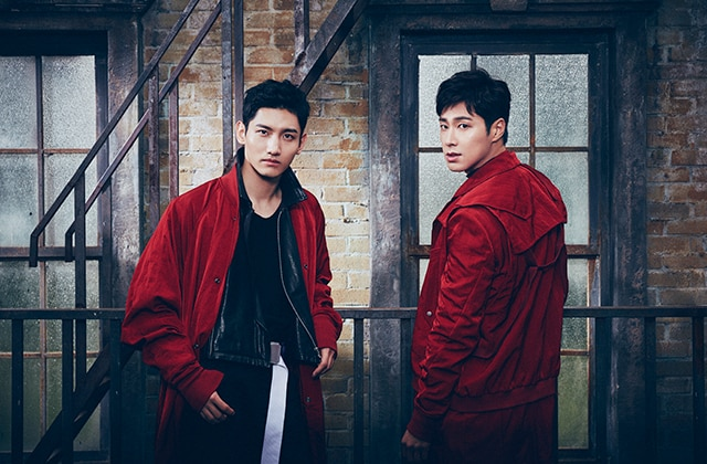 東方神起LIVE TOUR 2017~Begin Again~