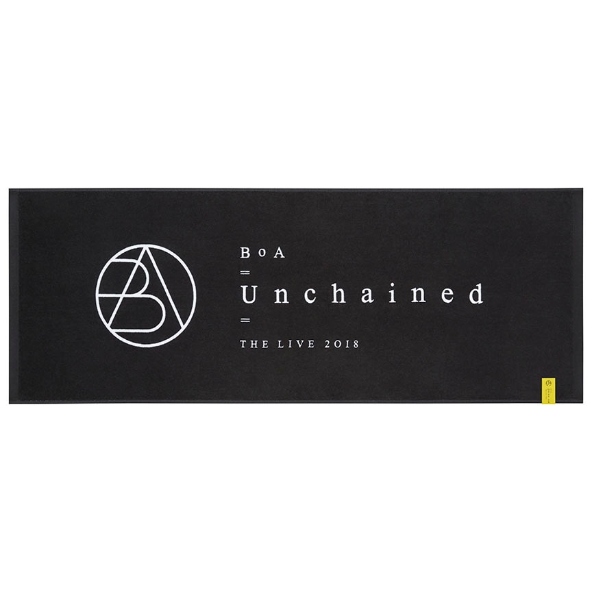 BoA THE LIVE 2018 -Unchained-グッズ