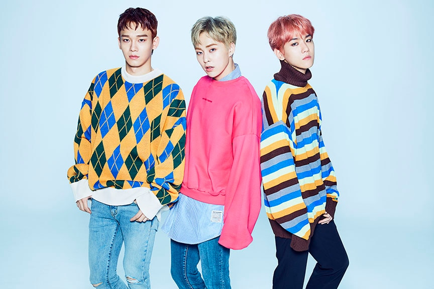 "EXO-CBX ""MAGICAL CIRCUS"" TOUR 2018"