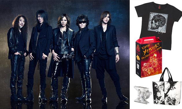 X JAPAN TOUR 2015