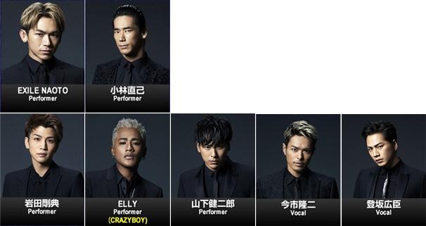 三代目 j soul brothers メンバー 人気 順