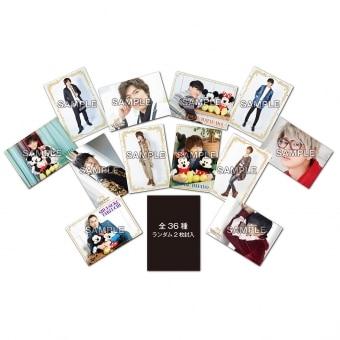 ブロマイドコレクション【ランダム2枚入り/全36種】