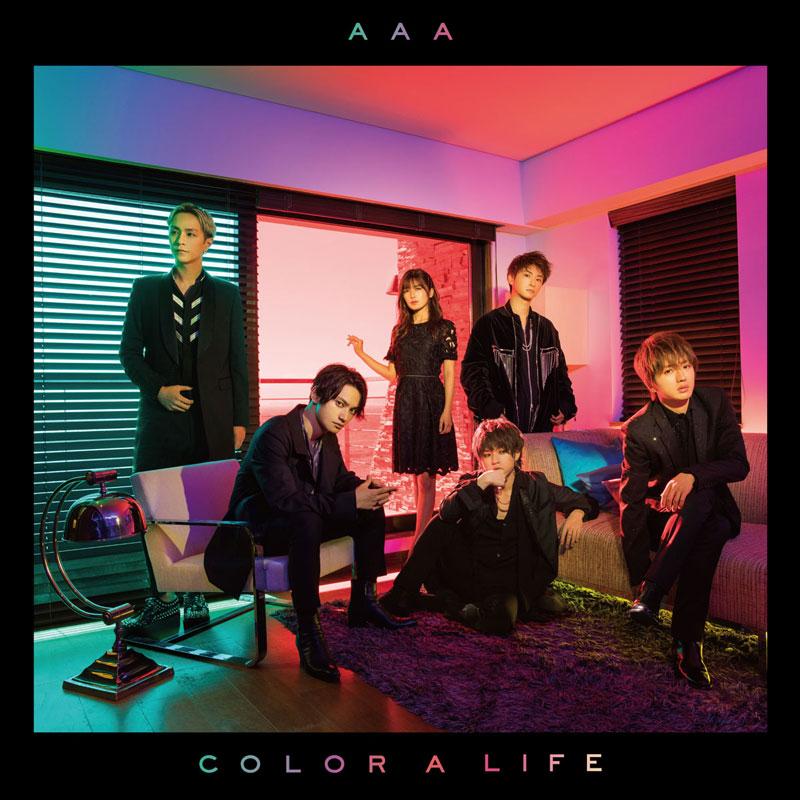 COLOR A LIFE【初回生産限定盤CD+DVD+GOODS+スマプラ】