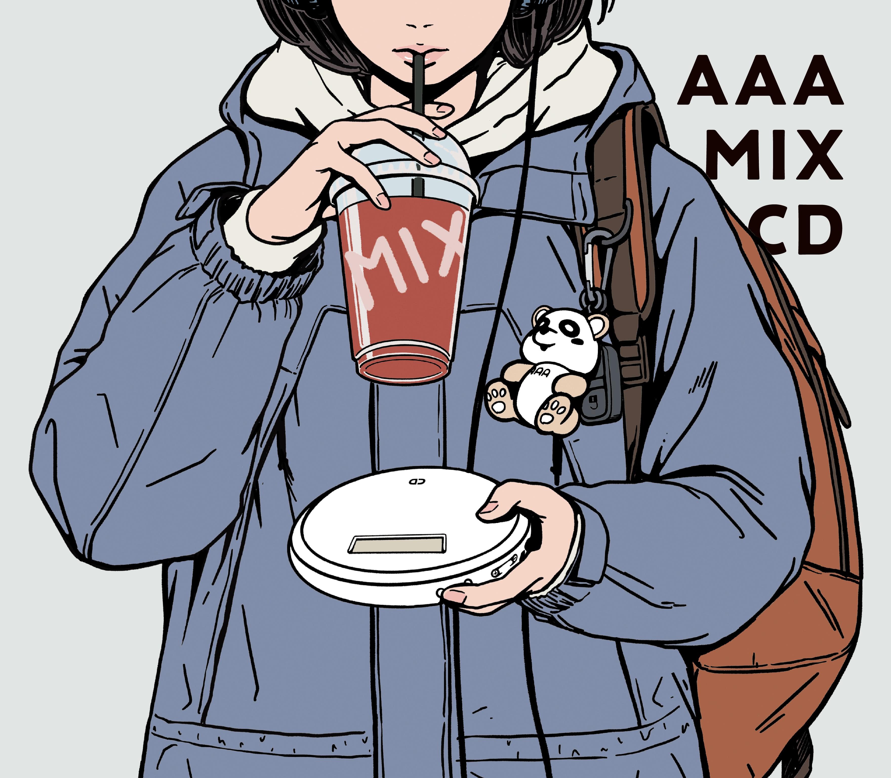 AAA MIX CD <CD +GOODS (スマプラ対応)>