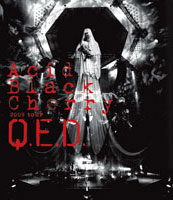 "Acid Black Cherry 2009 tour ""Q.E.D."""