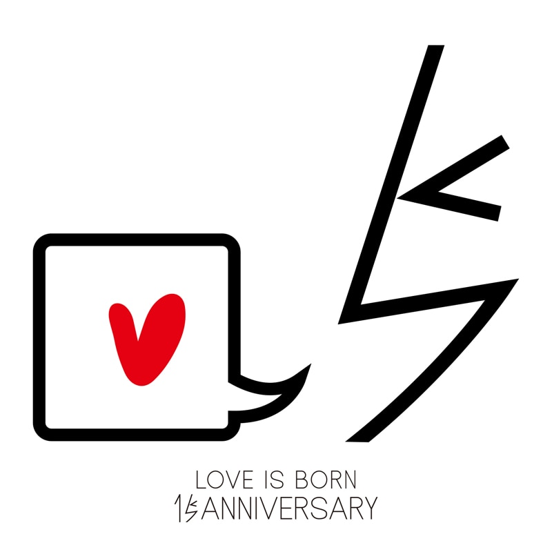 Single Collection:LOVE IS BORN ~15th Anniversary 2018~