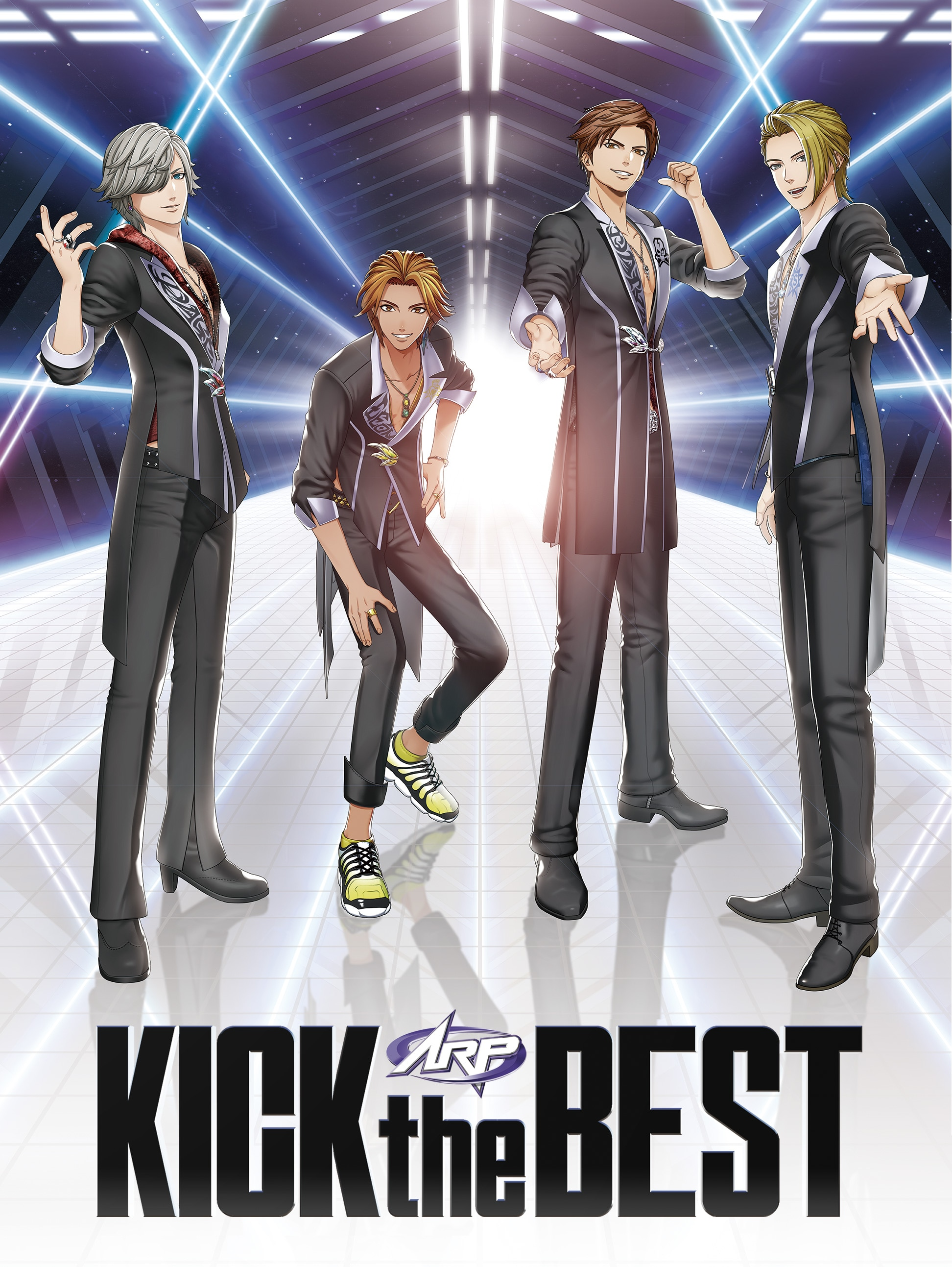 KICK the BEST アニメイト限定盤