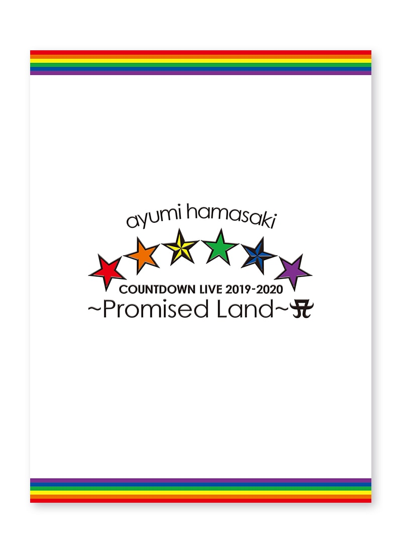 ayumi hamasaki COUNTDOWN LIVE 2019-2020 ~Promised Land~ <img src='https://avex.jp/upload/emoji/2.gif?1603738308.763064' alt='A(ロゴ)' class='character'>