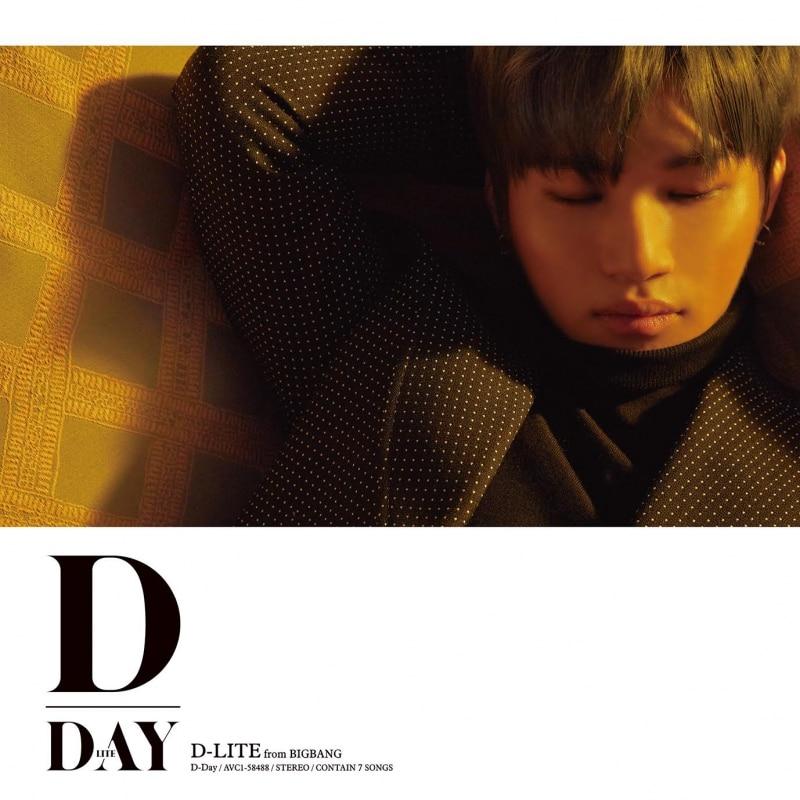 D-LITE - New Mini Album『D-Day』
