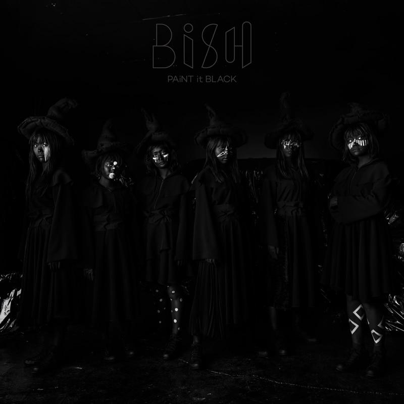 タイトル:Major 3rd Single「PAiNT it BLACK」【CD盤】 発売日:2018年3月28日