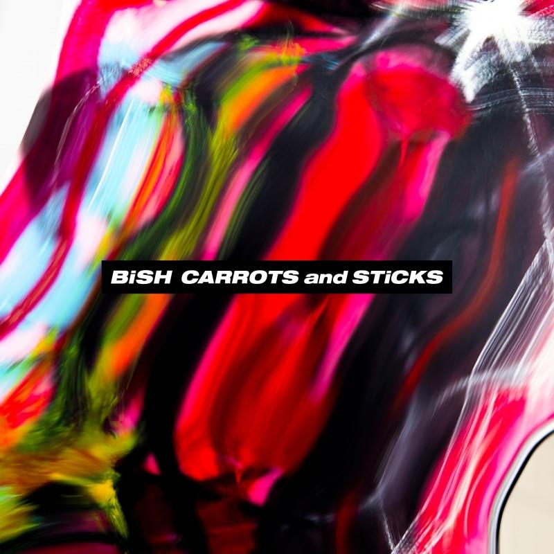 タイトル:Major 3rd ALBUM「CARROTS and STiCKS」【CD盤】 発売日:2019年7月03日
