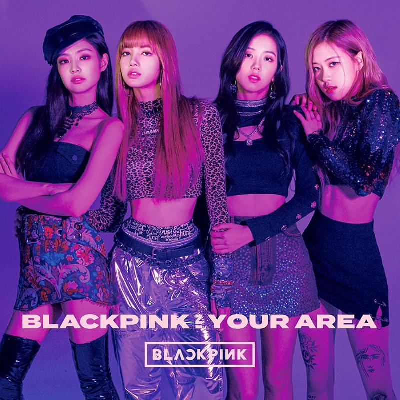 NEW ALBUM 「BLACKPINK IN YOUR AREA」
