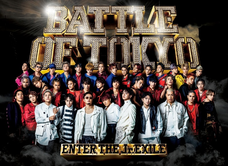 GENERATIONS, THE RAMPAGE, FANTASTICS, BALLISTIK BOYZ from EXILE TRIBE