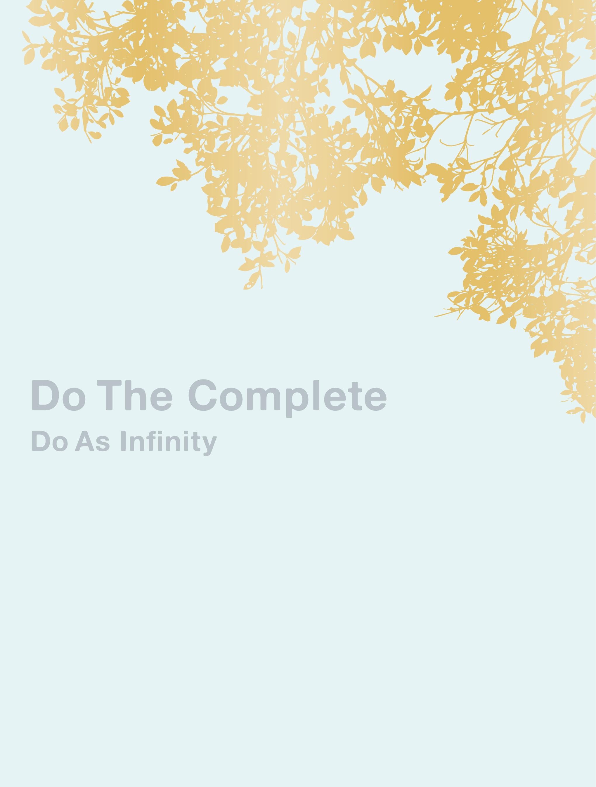 Do The Complete(完全限定生産盤)