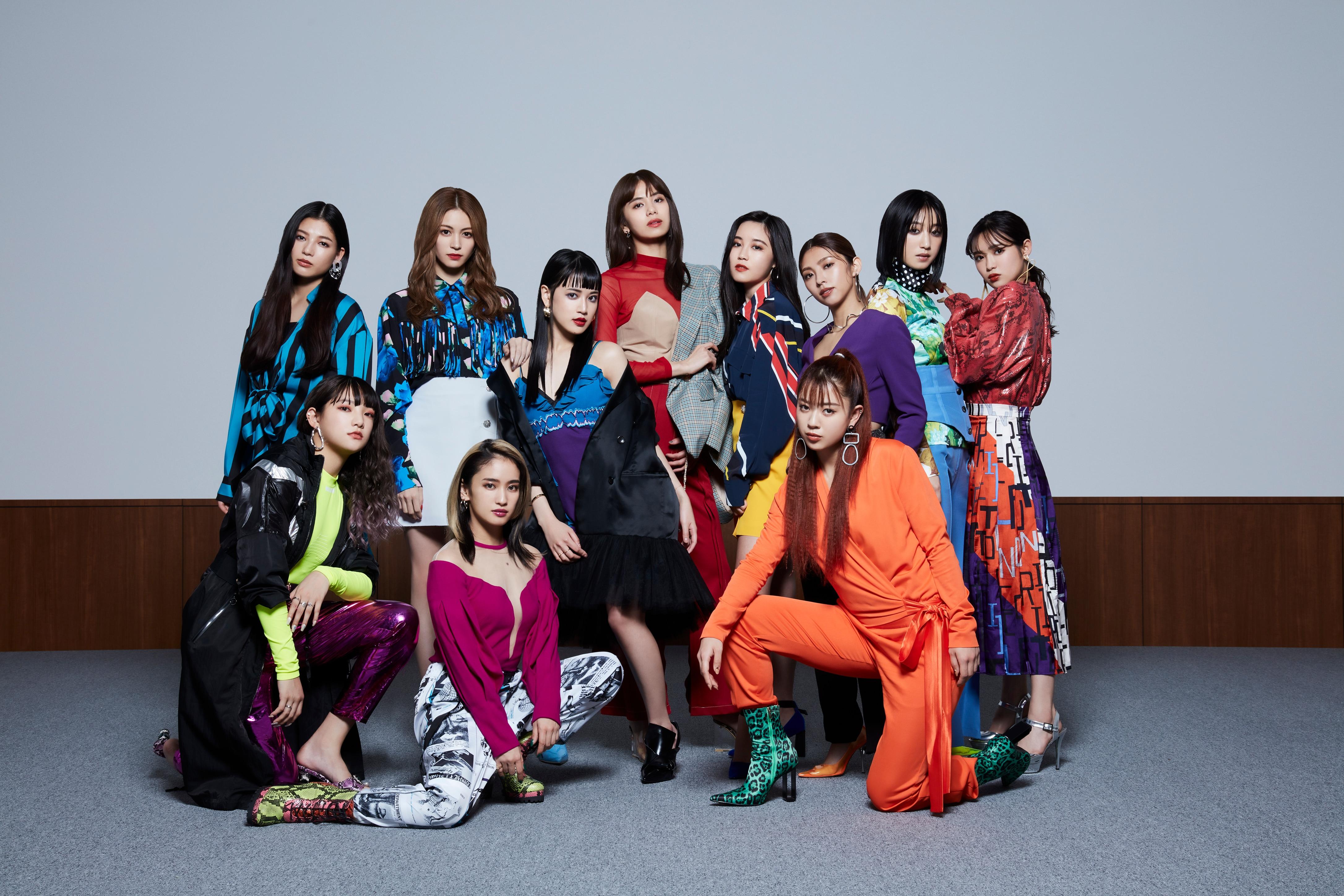 Profile E Girls イー ガールズ Official Website