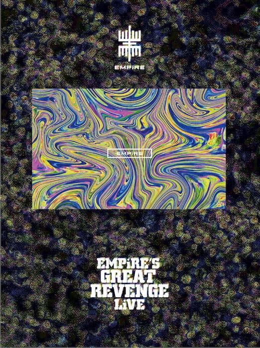 【初回生産限定盤】EMPiRE'S GREAT REVENGE LiVE